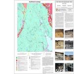 Surficial geology of the Lake Auburn West quadrangle, Maine