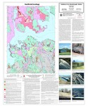 Surficial geology of the Salsbury Cove quadrangle, Maine by Duane D. Braun and Thomas K. Weddle