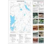 Surficial materials of the Waldoboro East quadrangle, Maine