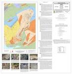 Bedrock geology of the Mooseleuk Mountain quadrangle, Maine