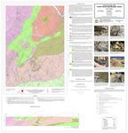 Bedrock geology of the North Pownal quadrangle, Maine