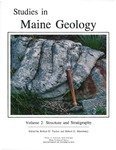 Studies in Maine geology:  Volume 2 - Structure and stratigraphy