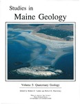 Studies in Maine geology:  Volume 5 - Quaternary geology