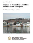 Impacts of future sea level rise on the coastal floodplain