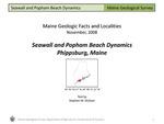 Seawall and Popham Beach Dynamics