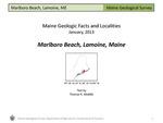 Marlboro Beach, Lamoine, Maine