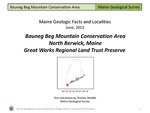 Bauneg Beg Mountain Conservation Area North Berwick, Maine - Great Works Regional Land Trust Preserve by Thomas K. Weddle