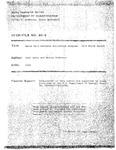 Maine Peat Resource Evaluation Program; 1979 field season