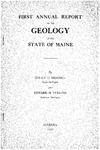 First annual report on the geology of the State of Maine