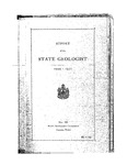 Report of the State Geologist, 1949-1950