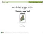 The Esker Loop Trail, Gilead
