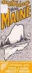 Motoring Thru Maine, 1971 by Maine Publicity Bureau