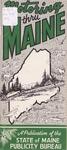 Motoring Thru Maine, 1972 by Maine Publicity Bureau