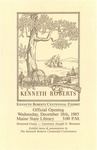 Kenneth Roberts Centennial Exhibit