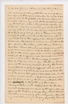 Letter from Daniel Davis and others to Samuel Hussey, Indian Agent, and Governor and Executive Council of Maine, March 13, 1830