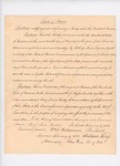 Resolves Ratifying & Confirming Treaty with Penobscot Nation, 1821
