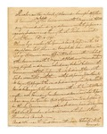 1795-02-10  Resolve on the Report of Alexander Campbell to Negotiate and Settle Differences with Passamaquoddy Tribe [Draft]