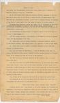 1852- Certified typewritten copy of treaty among the Passamaquoddy Tribe