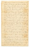 Treaty Between Massachusetts and the Penobscot Tribe, June 29, 1818