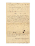 Resolve RE: Treaty Between the Passamaquoddy Tribe and Massachusetts, 1795