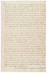 Certified Copy of Penobscot Treaty of August 17, 1820