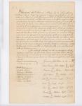 Penobscot Treaty, August 17, 1820
