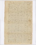 Release of Penobscot Claims From Massachusetts & Transferring Covenants to Maine, August 17, 1820