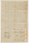Release of Penobscot Claims, August 17, 1820