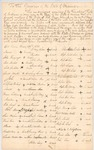 1831-05-29  Memorial of the Penobscot Tribe informing the Governor of Maine that John Aiteon was deposed as Governor of the tribe
