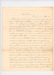 1832-06-22  Recommendation by Charles Peavey and Commissioners to Governor to withhold approval of lease of Pea Cove Islands