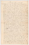 1833-06-17  Letter from Agent Mark Trafton to Governor and Executive Council regarding deceptive land sale by Lovejoy and Roberts