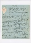 1839-11-23  Declaration of Peol Tomer as Plenipotentiary and Minister Extraordinary representative of the Penobscot Tribe