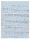 1852-02-28  Treaty of Peace Among the Passamaquoddy Tribe