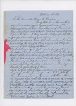 1856-12-12  Report of David Gordon, Agent for the Passamaquoddy Tribe in Calais