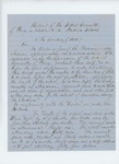1858-09  Report of School Committee of Perry on the Passamaquoddy school at Pleasant Point