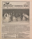 Northeast Harness News, March 1989