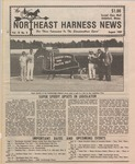 Northeast Harness News, August 1989