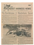 Northeast Harness News, August 1981
