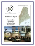 OIT 2013 Annual Report : Information Technology in Maine State Government