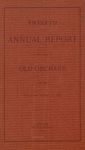 Twelfth Annual Report of the Town of Old Orchard for the Year Ending January 31, 1895 by Town of Old Orchard