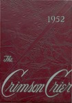 Orono Maine High School Yearbook 1952