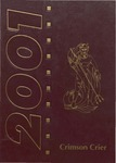 Orono Maine High School Yearbook 2001 by Orono Maine High School