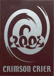 Orono Maine High School Yearbook 2003 by Orono Maine High School