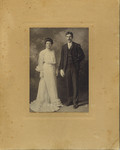 Clarence and Maud Richardson by Pauline M. Bickford-Duane