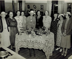 Orrington Garden Club, circa 1960 by Orrington Historical Society
