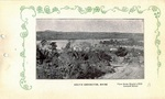Postcard, View from Hoxie's Hill toward River, South Orrington by Orrington Historical Society