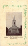 Postcard, Methodist Church, South Orrington by Orrington Historical Society