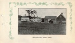 Postcard, Captain John A. Ryder's Residence, South Orrington by Orrington Historical Society