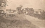 Orrington Center, Dow Road and Center Drive Intersection, circa 1890 by Orrington Historical Society