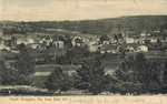 Postcard, South Orrington from Bald Hill, 1907 by Orrington Historical Society